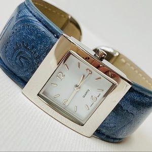 Avon Cuff Bangle Watch